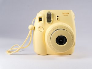 Fujifilm Instax Mini 8 Troubleshooting
