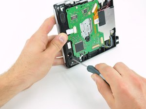 Nintendo Wii DVD Drive Replacement
