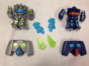 Air Hog Smash Bots Repair