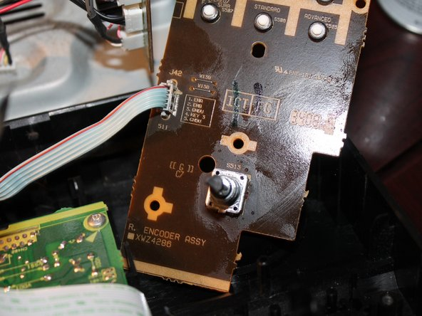 This fix may not be permanent and the problem may come back. Replace the board or potentiometer if this happens. Let the switch dry for 1 hour before reassembly.