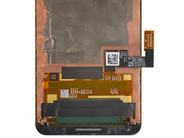 Teardown Update: since you asked, we dissected the display in the smaller Pixel 3 as well. Guess what? This one's from LG Display!