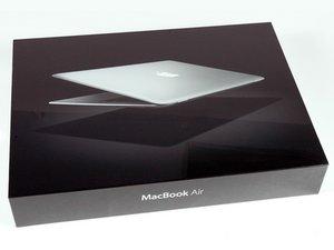 MacBook Air Models A1237 and A1304 Teardown