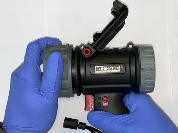MasterCraft Eliminator Waterproof Spotlight Battery Replacement