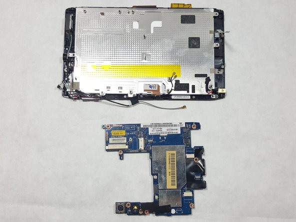Acer Iconia A100 Motherboard Replacement
