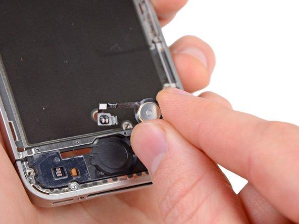 iPhone 4S Home Button Flachbandkabel ersetzen