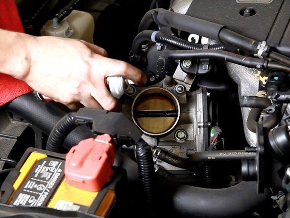 2003-2007 Honda Accord Mass Air Flow Sensor Cleaning