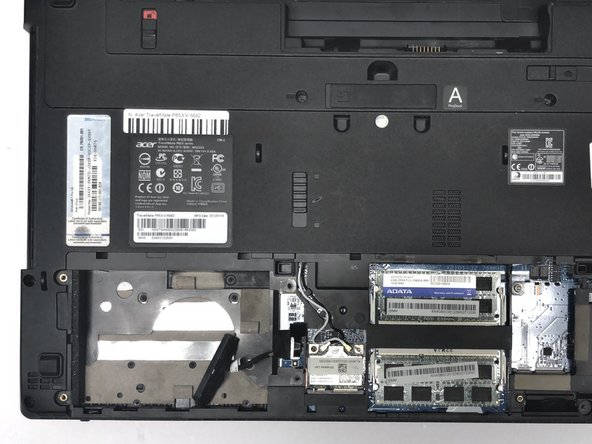 Acer TravelMate P653-V-6882 Base Door Replacement