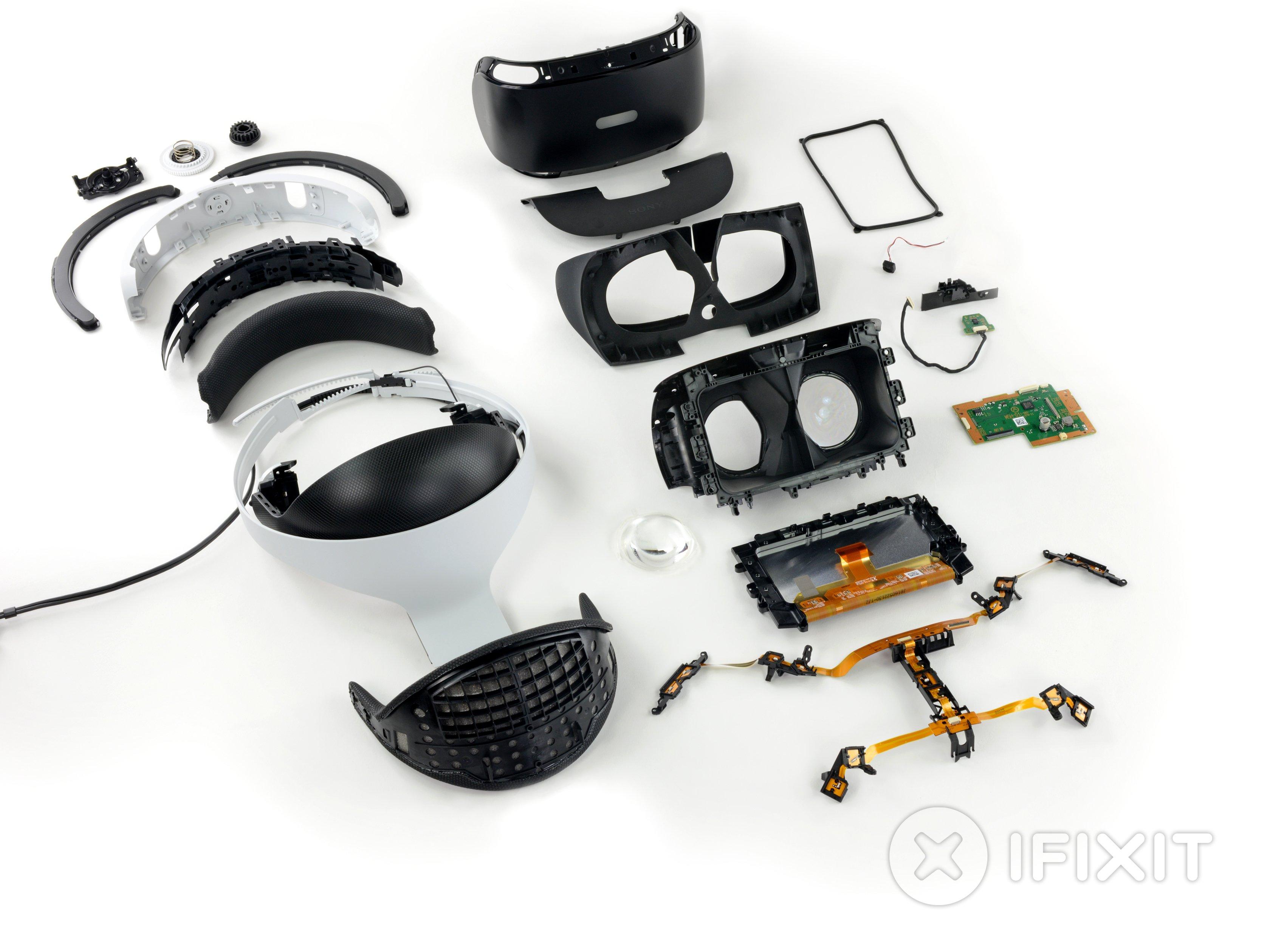 PlayStation VR Teardown