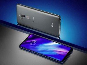 LG Android Mobiltelefon
