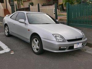 1997-2001 Honda Prelude Repair