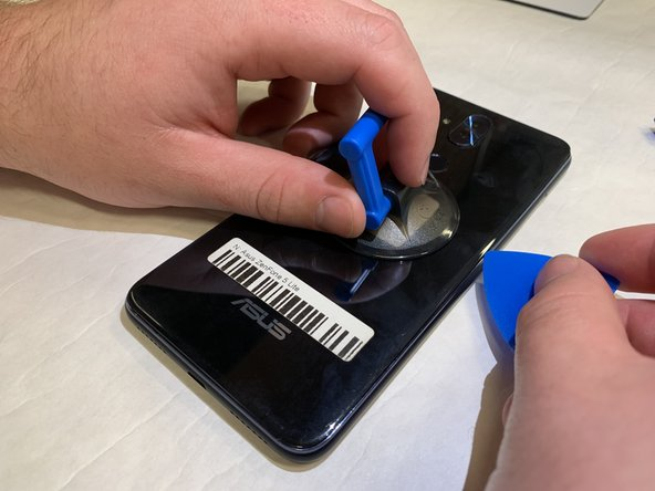 Asus ZenFone 5 Lite Screen Replacement