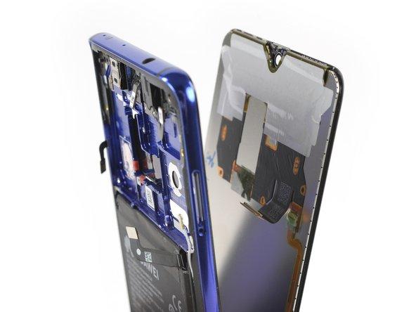 Sostituzione schermo LCD e digitizer Huawei Mate 20