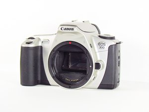 Canon EOS 300 Troubleshooting