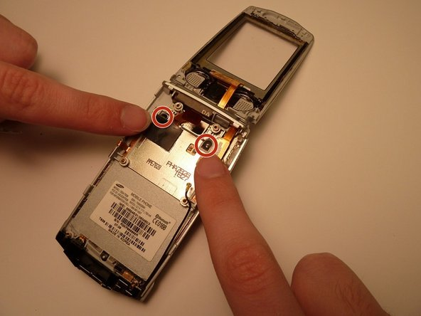 Samsung SGH-T639 Keypad Replacement
