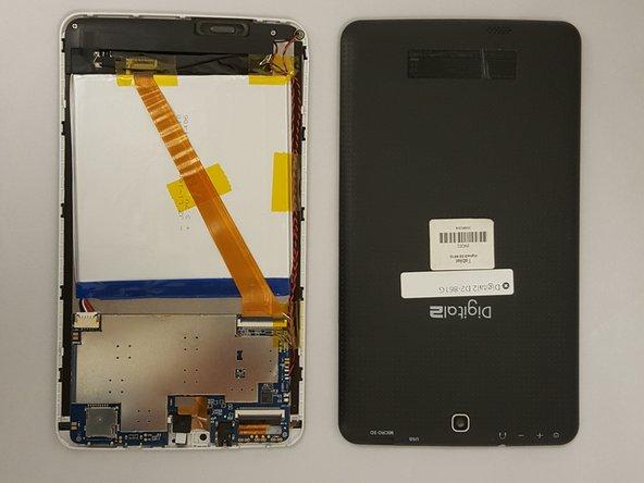 Digital2 D2-861G Battery Replacement