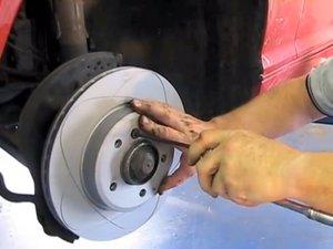 Front Brake Pad