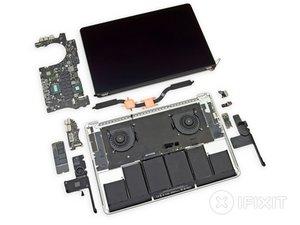 """Smontaggio MacBook Pro Retina Display da 15"""" versione metà 2012"""