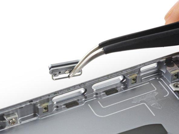 iPhone 6sのボリュームコントロールカバーボタンの交換