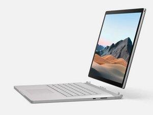 Reparación de Surface Book 3