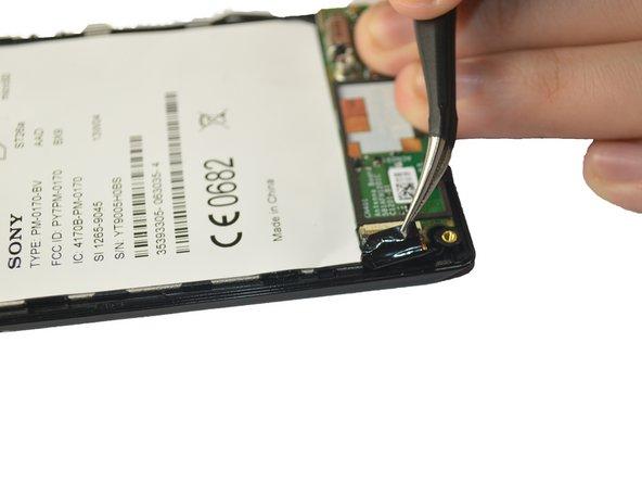 Sony Xperia J Keyboard Module Replacement