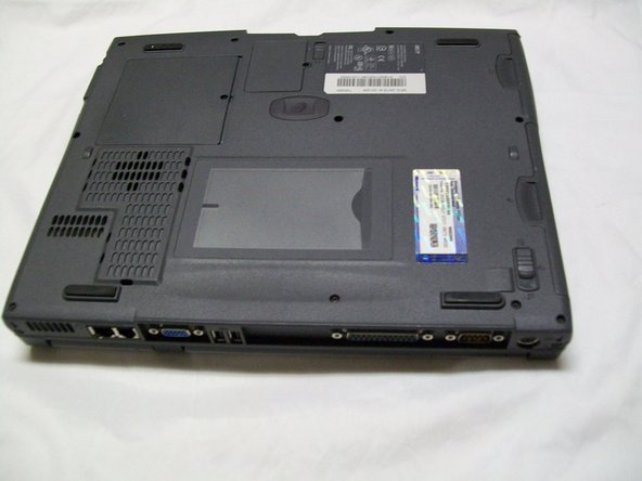 Acer Travelmate 220 Disc Drive Replacement