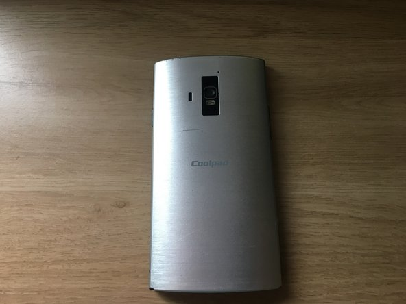Coolpad Rogue Battery Replacement