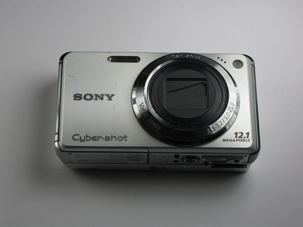 Sony Cyber-shot DSC-W290 casing Replacement