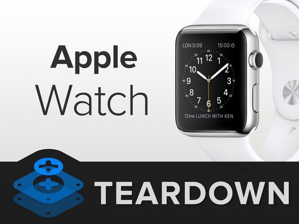 Sehr geehrte Damen und Herren, die Apple Watch ist angekommen. Aber bevor wir zum Wesentlichen kommen, hier ein kurzer Überblick über die technischen Details: