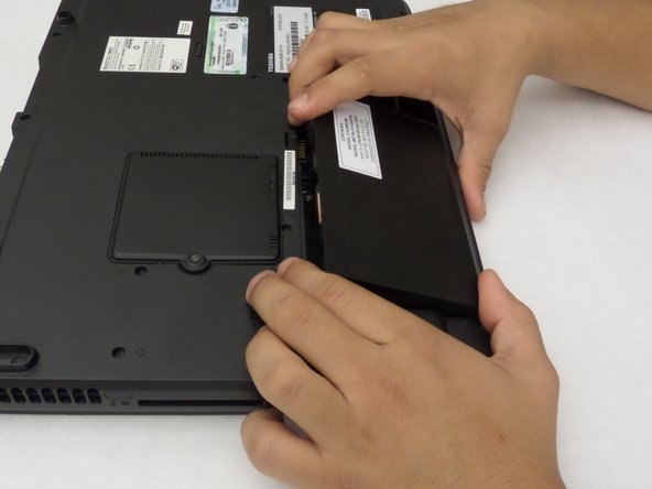 Toshiba Satellite M35X-S114 Battery Replacement