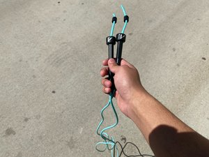 How to Remove Crinkles in a Jump Rope