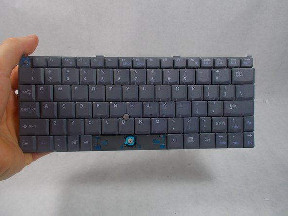 Sony Vaio PCG-161L Keyboard Replacement