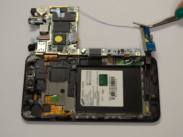 Samsung Galaxy R Motherboard Replacement