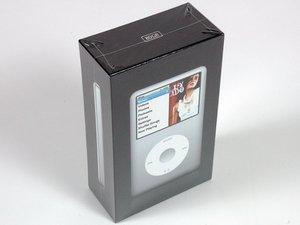 iPod Classic Teardown