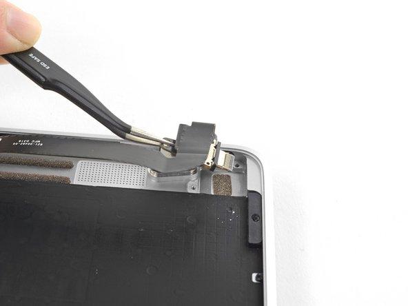 Retina MacBook 2016 USB-Cポートの交換