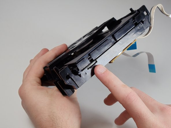 Samsung DVD-P230 Tray Motor Replacement