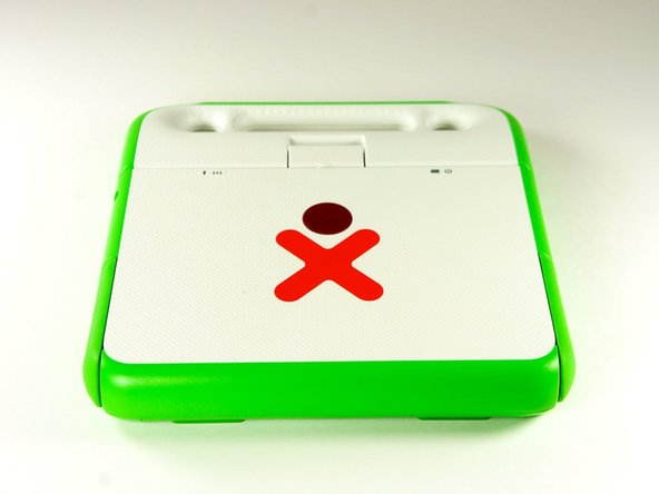 OLPC XO-1.5 Keyboard and Touchpad Replacement