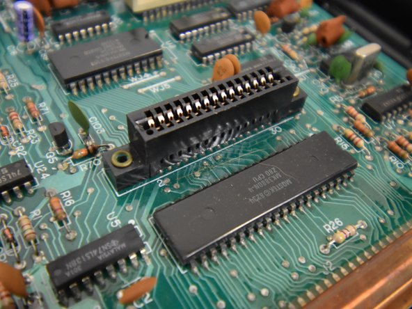 ColecoVision Cartridge Reader Replacement