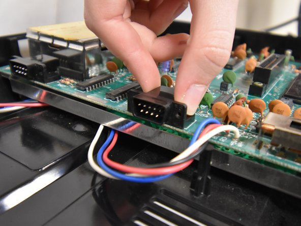 ColecoVision Controller Port Replacement