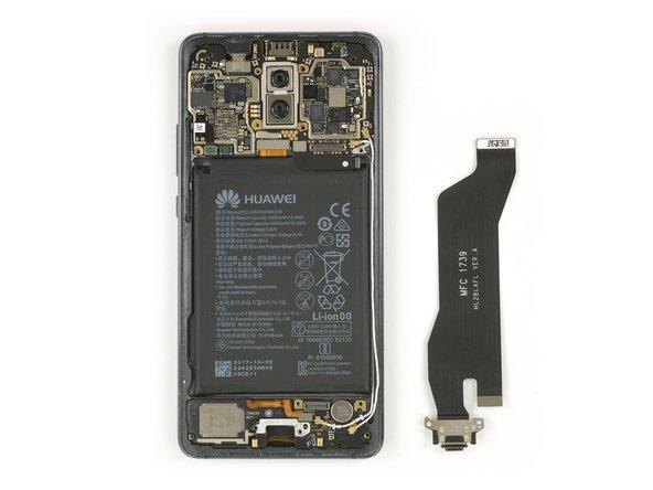 Huawei Mate 10 Pro Ladebuchse austauschen
