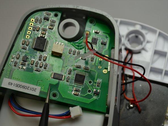 Solio CLASSIC2 Removing the Circuit Board