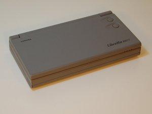 Toshiba Libretto 50CT Repair