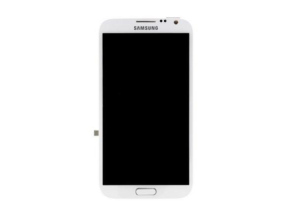 crwdns2859156:0Samsung Galaxy Note II 2 LTE Display Assembly N7105 (LCD Digitizer Front Panel)crwdne2859156:0