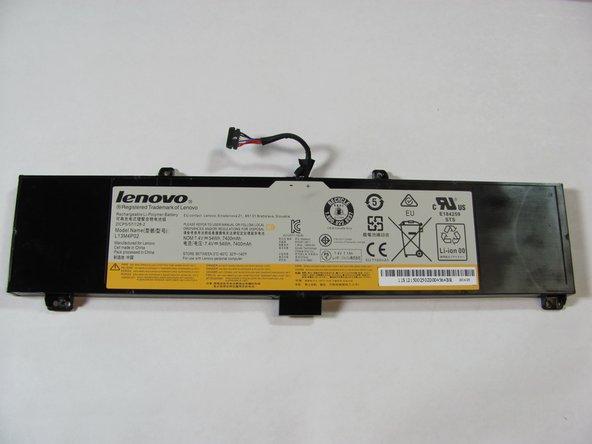 Lenovo Y50-70 Touch Vervanging van de batterij