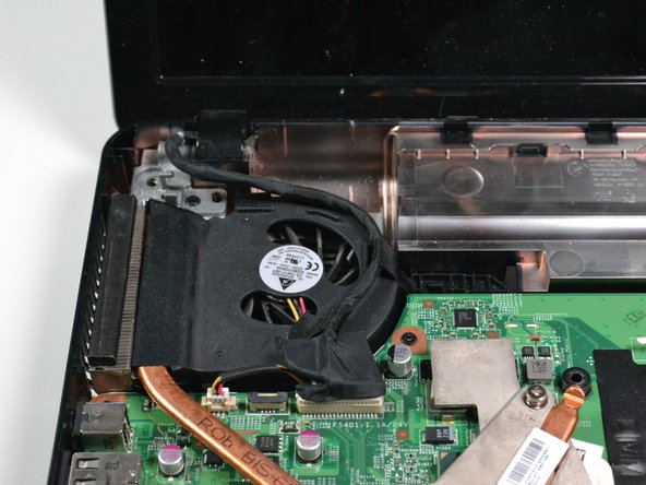 Dell Inspiron m5030 Fan Cleaning/Replacement