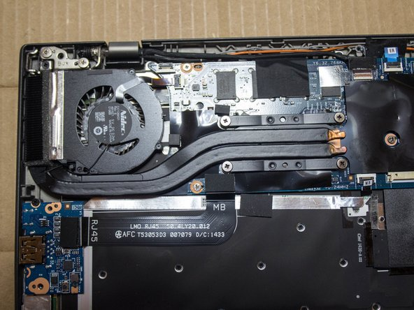 ThinkPad X1 Carbon Fan Replacement