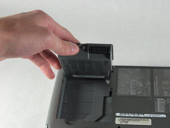 Dell Inspiron 600 m eliminación de la batería