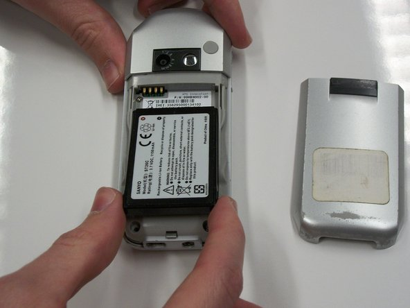 T-Mobile SDA (HTC Tornado) Battery Replacement