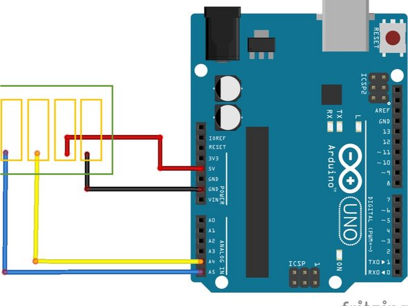 The EDPROM can be reprogrammed thanks to an Arduino UNO card, for instance.