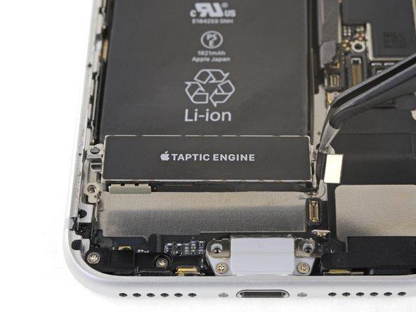 Remplacement du Taptic Engine de l'iPhone 8
