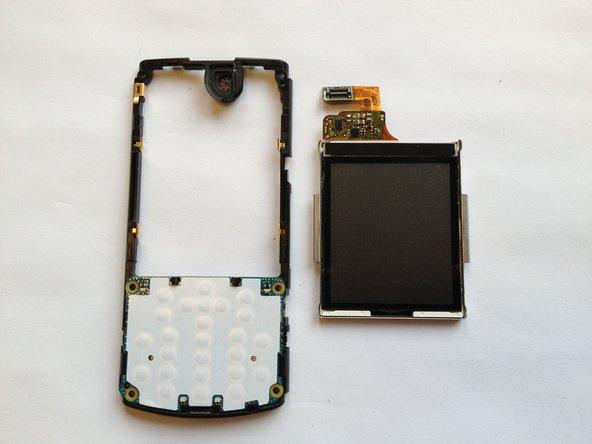 Nokia N70 Display Replacement